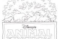 Download Disney World Coloring Pages