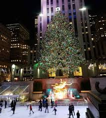 Christmas Tree Rockefeller Center 2016 by Rockefeller Center U2013 The Humble Fabulist