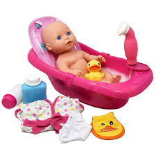 Baby Dolls Bath Toy