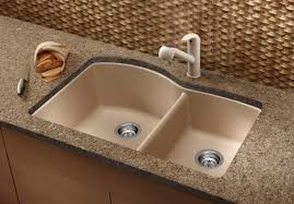 Blanco Diamond Sink Grid by Blanco 441284 32 Inch Undermount Double Bowl Granite Sink With 9 1