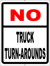 No Truck Turn Arounds Sign – Signs By SalaGraphics Brady Part 115598 Truck Entrance Sign Bradyidcom Caution Fire Crossing Denyse Signs Amscan 475 In X 65 Christmas Mdf Glitter 6pack Forklift Symbol Of Threat Alert Hazard Warning Icon Bridge Collapse Driver Ignores The Weight Limit Sign Youtube Stock Vector Art More Images Of Backgrounds 453909415 Top Performance Reviews News Yellow Road Depicting Truck On Railroad Crossing Photo No Or No Parking White Background Image Sign Truck Xing Sym X48 Acm Bo Dg National Capital Industries Walmart Dicated Home Daily 5000 On Bonus Cdl A