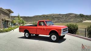 4X4: 4x4 Chevy Trucks 1972 Chevy K20 4x4 34 Ton C10 C20 Gmc Pickup Fuel Injected The Duke Is A 72 C50 Transformed Into One Bad Work Chevrolet Blazer K5 Is Vintage Truck You Need To Buy Right 4x4 Trucks Chevy Dually C30 Tow Hog Ls1tech Camaro And Febird 3 4 Big Block C10 Classic Cars For Sale Michigan Muscle Old Lifted Ford Matt S Cool Things Pinterest Types Of 1971 Custom 10 Orange 350 Motor Custom Camper Edition Pick Up For Youtube 1970 Cst Stunning Restoration Walk Around Start Scotts Hotrods 631987 Gmc Chassis Sctshotrods