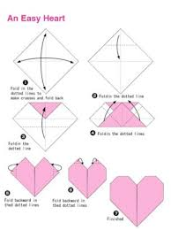 How To Make An Origami Heart Step By Easy Paper Making