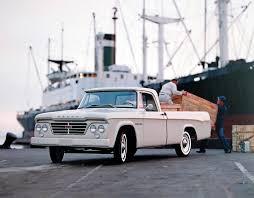 100 1963 Dodge Truck D100 Sweptline Pickup