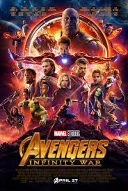 Avengers Infinity War At An AMC Theatre Near You