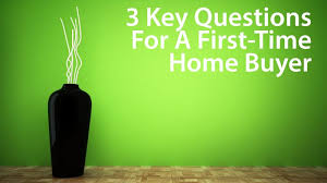 Are You Ready To Be A First Time Home Buyer