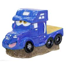 100 Kidds Trucks EE623 Exotic Environments Smiley Truck Blue Ribbon Pet