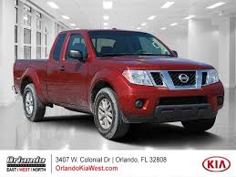 Used 2015 Nissan Frontier For Sale | Orlando FL