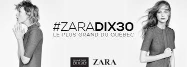 zara siege social zara canada imagemotion montreal content agency influencer