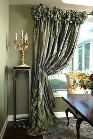 Dining Room Draperies Contemporary Curtains Decorating