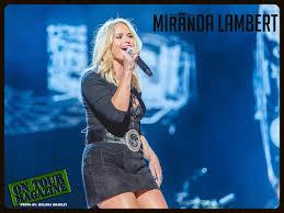 Bathroom Sink Miranda Lambert Writers by On Tour Magazine Miranda Lambert Kip Moore U0026 Brothers Osborns