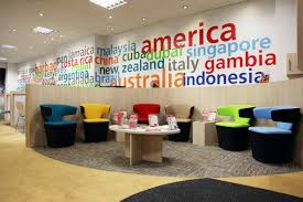 Small Travel Agency Office Interior Design