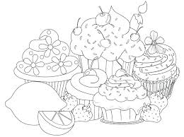 cupcake coloring page cupcake template to color printable coloring pages of cupcake coloring pages cupcake coloring