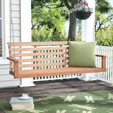Deck Swing 5 Types Porch Swings Outdoor Swing Replacement