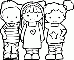 Friendship Coloring Pages Best For Kids Page Lego Friends Medium Size