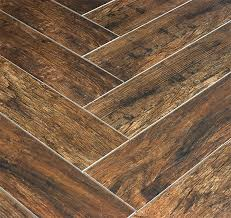 redwood mahogany 6x24 wood plank porcelain tile