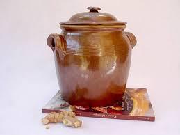 duck confit crock pot vintage glazed stoneware confit pot stoneware crock pot