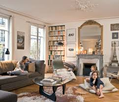 So Haute } A Cookie Chic Paris Loft Nicole Gibbons Style
