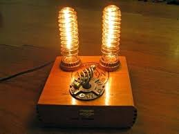 What Is A Steampunk Lamp Homemade Desk Diy