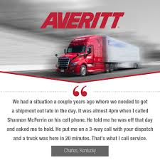 Wendy Bowman - Transportation Specialist - Averitt Express | LinkedIn Averitt Express 611 W Trinity Blvd Grand Prairie Tx 750 Ypcom 7 Reasons Why Working For Is Probably A Lot More Fun Truck Driving School Statesboro Magazine January February Averittexpress Twitter Owensboro Kentucky Our Facilities Owner Operator Competitors Revenue And Employees Owler Company Truck Trailer Transport Freight Logistic Diesel Mack Careers Home Facebook Guaynabo Puerto Rico Explore Hashtag Averittexpress Instagram Photos Videos Download Raises Pay Regional Ltl Drivers Topics
