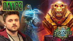 Hearthstone Hunter Beast Deck Loe by Forsen Loe Day 82 Reno Shaman With The Mistcaller In To The