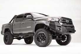 100 Truck And Winch Coupon Code Fab Fours Toyota Tacoma Bumper W No Grill Guard 2016 Toyota