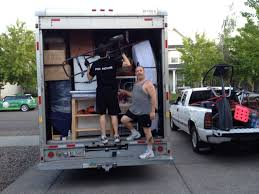 DIY Moving Made Easy – Hire Movers To Load / Unload Truck ... How To Properly Pack And Load A Moving Truck Movers Ccinnati Homemade Rv Converted From Moving Truck Lovely Cheap Trucks 7th And Pattison Uhaul Stock Photos Images Vans Rental Supplies Car Towing A Mattress Infographic Insider Alamy Faest Way To Load Youtube Uhaul 26ft Renting Inspecting U Haul Video 15 Box Rent Review The Top 10 Rental Options In Toronto