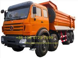 100 Garbage Truck Manufacturers High Quality Beiben 100T Dump Beiben 100T Dump