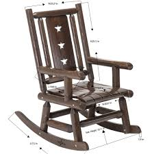 Amazon.com : Wood Outdoor Rocking Chair Rustic Porch Rocker Heavy ... Rocking Chairs Patio The Home Depot Genuine Vintage Solid Brass Mini Rocking Chair Ideal Doll Small Teddy 7 Vintage Low Back Falcon Armchair In Brown Leather By Sigurd Ressell Late 19th Century Antique Queen Anne Fiddle Back Chair Arms Royals Courage Comfy And Lovely 12 Best Adirondack For 2019 Sets Yards Primitive Low Antiques Atlas Where To Buy Wooden Rocking Chairs Betterhearingco Caribbean Chairish Small Bird Cage Windsor