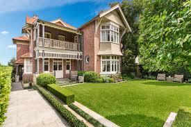 100 Mosman Houses 58 Bradleys Head Road NSW 2088