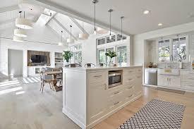 Wonderful Farmhouse Open Concept Kitchen Designs Kitchen