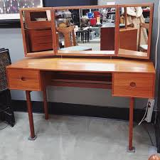 Heywood Wakefield Dressing Table by Vintage Vanities From Furniture Stores In Washington Dc Baltimore
