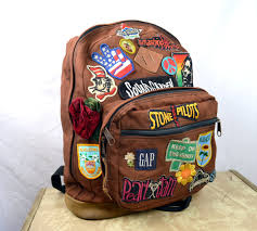 Vintage GRUNGE Jansport Backpack