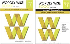 Wordly Wise 3000R 3rd Edition Grade 11 Class Set