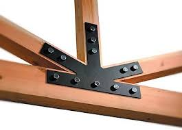Black Decorative Joist Hangers by 87 Best Custom Beam Brackets Iron Brackets Steel Brackets