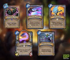 Top Decks Hearthstone Frozen Throne by Mage Spell Combo Deck Building Guide 2p Com Hearthstone