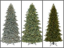 White Artificial Christmas Trees Walmart by Best Artificial Christmas Trees On Christmas Tree Market