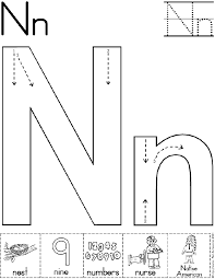 Words That Begin With Letter N Image collections Letter Examples