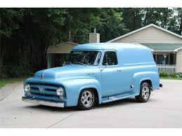 1953 Ford Panel Truck For Sale | ClassicCars.com | CC-1010061 Panel Trucks Best Image Truck Kusaboshicom Northern And Rv Sale 1949 Ford F1 Panel Truck Rat Rod Hot Custom Delivery Holy Hemmings Find Of The Day 1958 Ford F100 Panel Van Daily Fseries Trucks Luxury Of 50 Old Ford For Images 1955 Chevrolet 3100 Chevy Apache 38 1 Ton Toys Index Data_imasgalleryesdodgepaneltruck Gmc Delivery Van Hanley 1952 Restorationproject Www