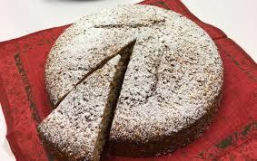winterlicher marzipan haselnuss kuchen