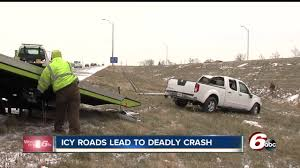 Man Arrested In Fatal Crash On I-70 - TheIndyChannel.com ... One Dead After Van Collides With Semi Truck On Indiana Toll Road Whiteout Cditions Cause Numerous Crashes Roads Crash Kills One Injures Three South Bend Man Dies After Reportedly Crashing Pickup Truck Into Indianapolis Accident Attorneys Smart2mediate 4 In I55 At Arsenal Near Channahon Caused By Speed Names Released Following Fatal I70 Crash News 985 The River Fire Hazmat Situation Closes Sthbound I65 Sr 10 Rources Cement Driver Injured Howe Accident