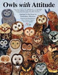 Southwest Decoratives Kokopelli Quilting Co by Owls With Attitude Machine Embroidery Cd U2013 Quilting Books Patterns