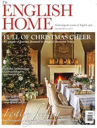100 417 Home Magazine The English Amazoncom S