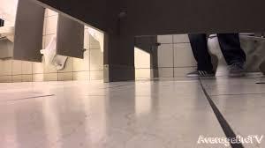 peeking into bathroom stalls prank gone wrong youtube