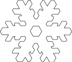 Snowflake Color Page 19 Enjoyable Design Ideas Coloring Pages Bestofcoloring