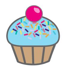 Cupcake clipart transparent png 6