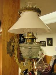 Ebay Antique Kerosene Lamps by 199 Best Antique Oil Lamps Images On Pinterest Antique Oil Lamps
