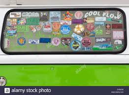 100 Cool Truck Stickers Window Stock Photos Window Stock Images Alamy