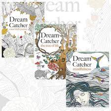 Dream Catcher Anti Stress Adult Colouring 3 Book