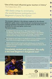 Justinguitar.com Beginner's Songbook - 2nd Edition Spiral Bound ...